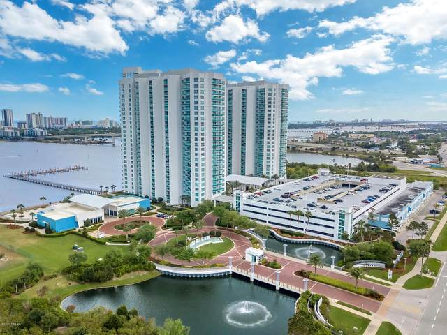 231 Riverside Drive 801-1, Holly Hill, FL 32117 (MLS #1069633) :: Cook Group Luxury Real Estate