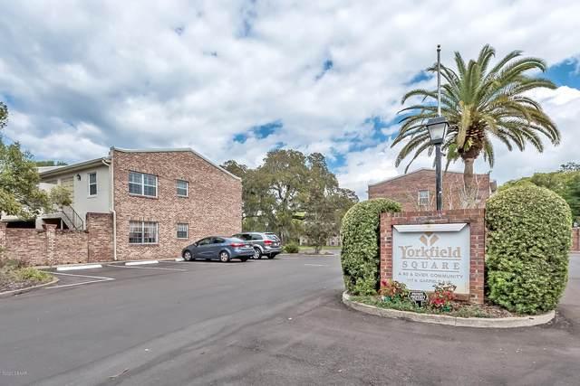 117 N Garfield Avenue #110, Deland, FL 32724 (MLS #1069640) :: Memory Hopkins Real Estate