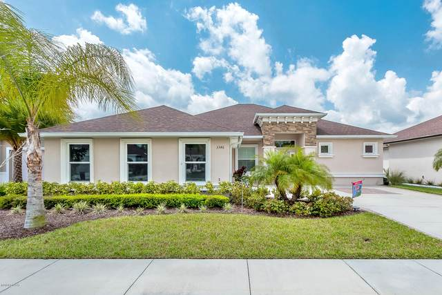 3346 Bellino Boulevard, New Smyrna Beach, FL 32168 (MLS #1069675) :: Florida Life Real Estate Group