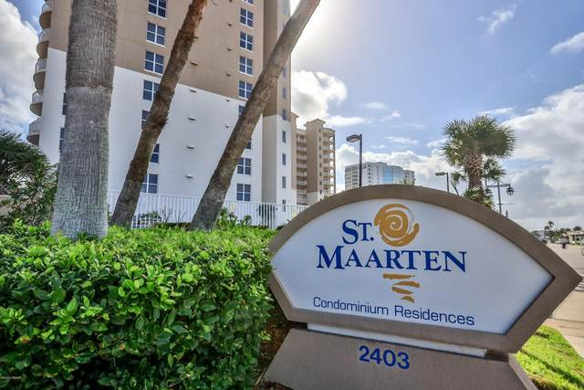 2403 S Atlantic Avenue #601, Daytona Beach Shores, FL 32118 (MLS #1069758) :: Cook Group Luxury Real Estate