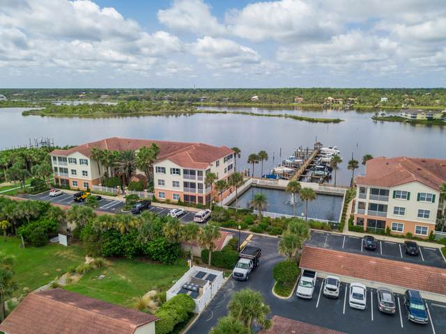 300 Marina Bay Drive #201, Flagler Beach, FL 32136 (MLS #1069770) :: Florida Life Real Estate Group