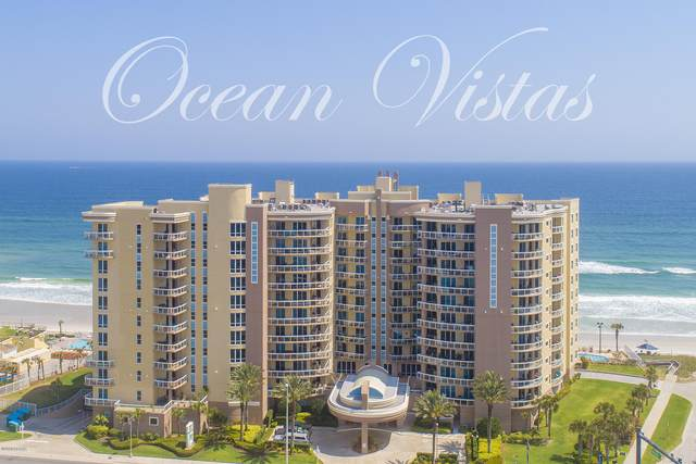 1925 S Atlantic Avenue #911, Daytona Beach Shores, FL 32118 (MLS #1069805) :: Cook Group Luxury Real Estate