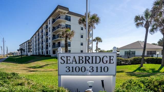3110 Ocean Shore Boulevard #313, Ormond Beach, FL 32176 (MLS #1069807) :: Cook Group Luxury Real Estate