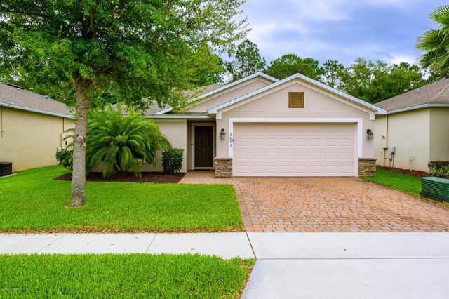 3843 Bourbon Street, Port Orange, FL 32129 (MLS #1069826) :: Cook Group Luxury Real Estate