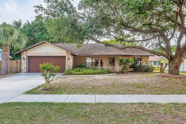 4661 Hidden Lake Drive, Port Orange, FL 32129 (MLS #1069830) :: Cook Group Luxury Real Estate