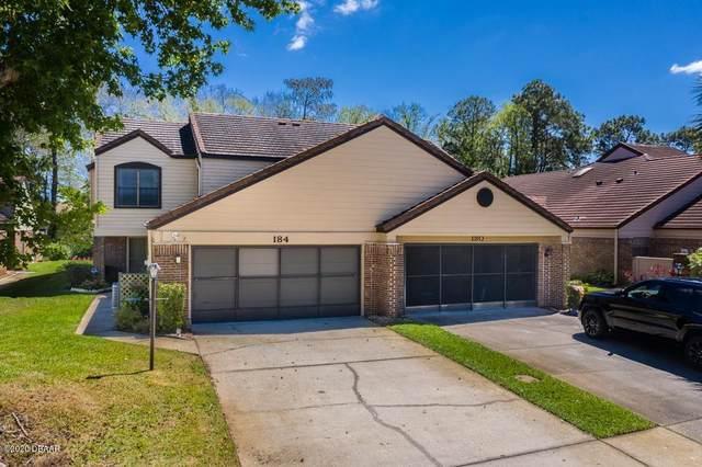 184 Gray Dove Court, Daytona Beach, FL 32119 (MLS #1069886) :: Memory Hopkins Real Estate