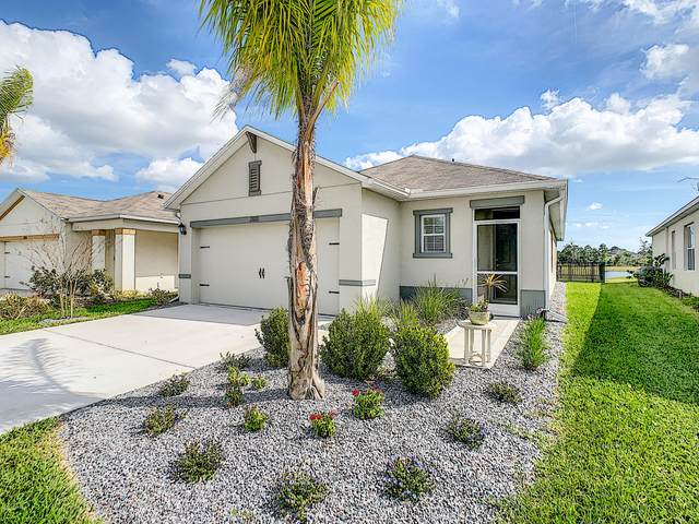 2820 Blue Shores Way, New Smyrna Beach, FL 32168 (MLS #1069899) :: Cook Group Luxury Real Estate