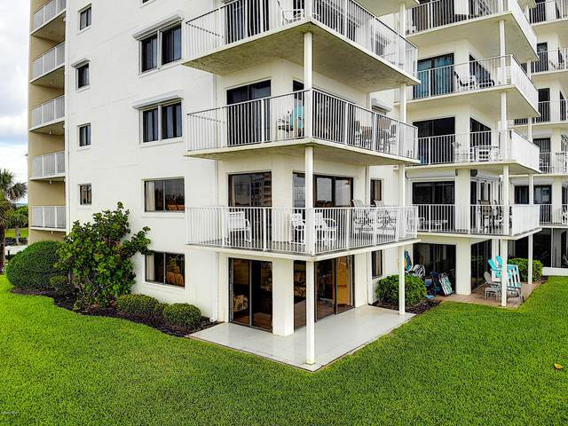 5303 S Atlantic Avenue 28A, New Smyrna Beach, FL 32169 (MLS #1069908) :: Memory Hopkins Real Estate