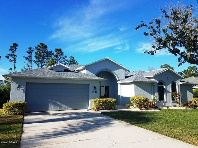 780 Foxhound Drive, Port Orange, FL 32128 (MLS #1069911) :: Memory Hopkins Real Estate
