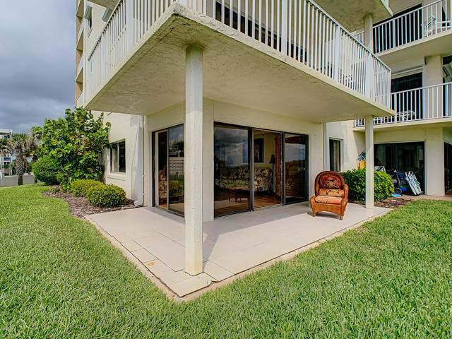 5303 S Atlantic Avenue 18A, New Smyrna Beach, FL 32169 (MLS #1069912) :: Memory Hopkins Real Estate