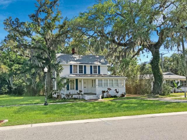 131 South Street, Daytona Beach, FL 32114 (MLS #1069954) :: Memory Hopkins Real Estate