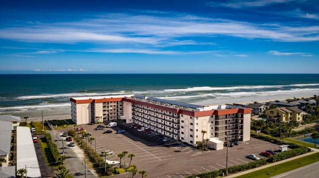 4301 S Atlantic Avenue #3100, New Smyrna Beach, FL 32169 (MLS #1069962) :: Memory Hopkins Real Estate
