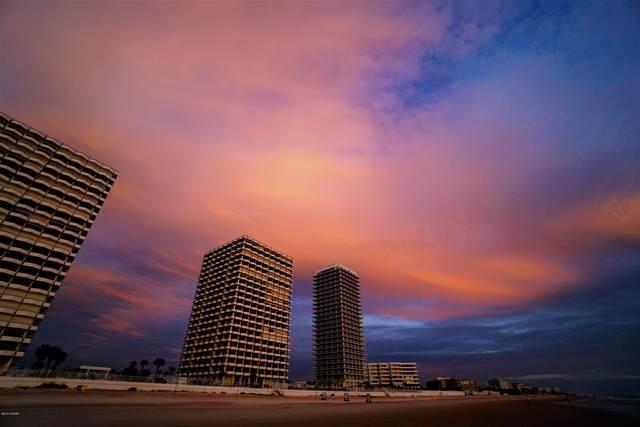 2900 N Atlantic Avenue #1201, Daytona Beach, FL 32118 (MLS #1069964) :: Memory Hopkins Real Estate
