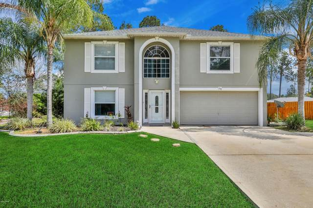 100 Reidsville Drive, Palm Coast, FL 32164 (MLS #1069965) :: Florida Life Real Estate Group