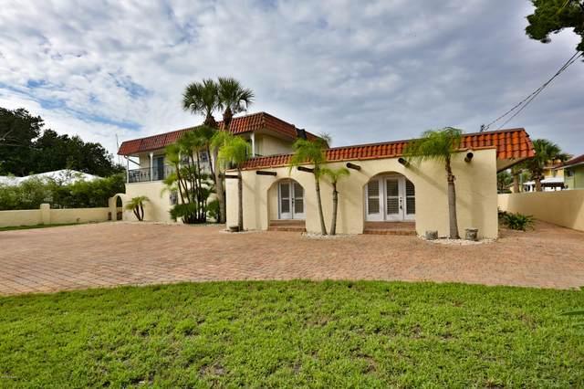 115 Inlet Harbor Road, Ponce Inlet, FL 32127 (MLS #1069968) :: Florida Life Real Estate Group
