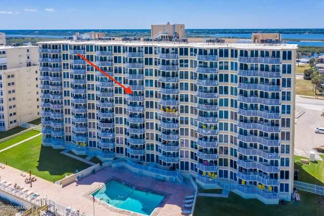 3815 S Atlantic Avenue #704, Daytona Beach Shores, FL 32118 (MLS #1069995) :: Florida Life Real Estate Group