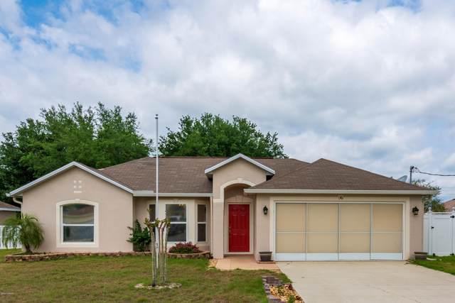36 Firethorn Lane, Palm Coast, FL 32137 (MLS #1070136) :: Florida Life Real Estate Group