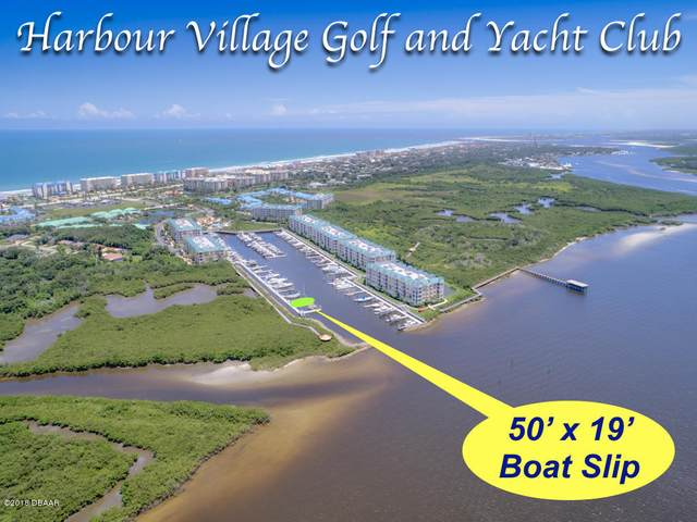 4621 Rivers Edge Village Lane #4, Ponce Inlet, FL 32127 (MLS #1070146) :: Memory Hopkins Real Estate