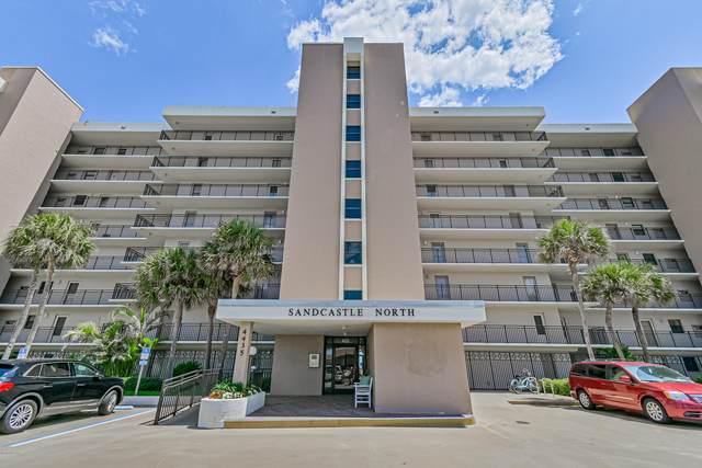 4435 S Atlantic Avenue #115, Ponce Inlet, FL 32127 (MLS #1070463) :: Memory Hopkins Real Estate