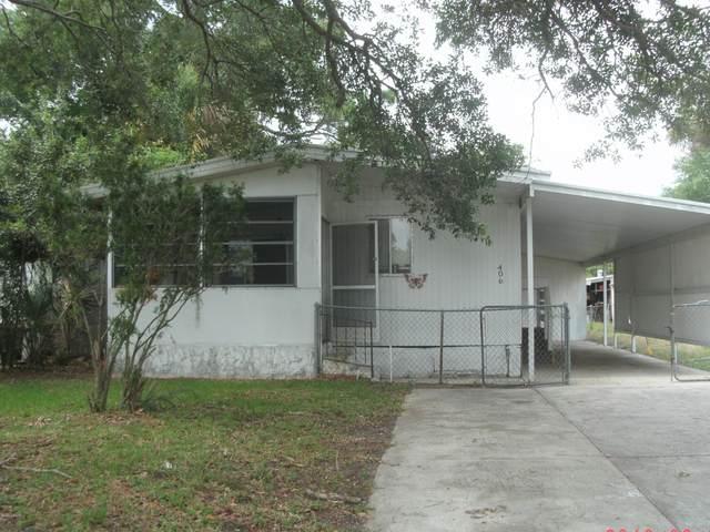 406 Laurie Avenue, Port Orange, FL 32127 (MLS #1070516) :: Cook Group Luxury Real Estate