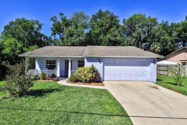 103 Camino Circle, Ormond Beach, FL 32174 (MLS #1070564) :: Cook Group Luxury Real Estate