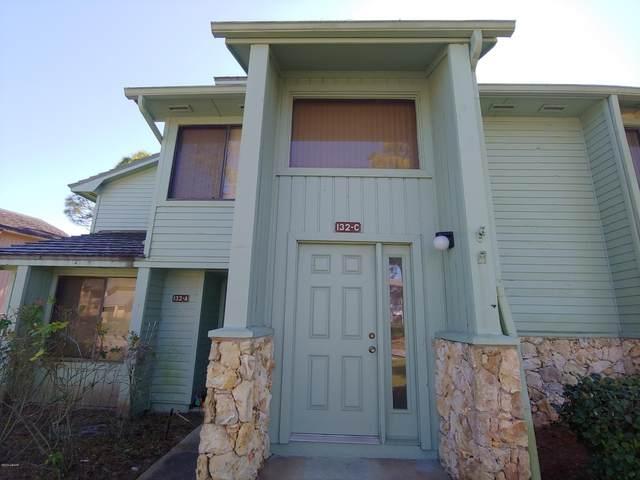 132 Golden Eye Drive C, Daytona Beach, FL 32119 (MLS #1070594) :: Florida Life Real Estate Group