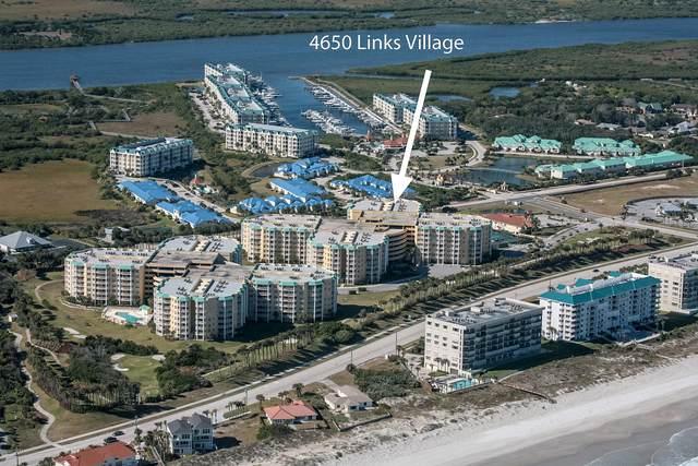 4650 Links Village Drive D406, Ponce Inlet, FL 32127 (MLS #1070708) :: Memory Hopkins Real Estate