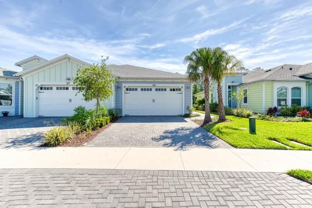 319 Island Breeze Avenue, Daytona Beach, FL 32124 (MLS #1070725) :: Florida Life Real Estate Group