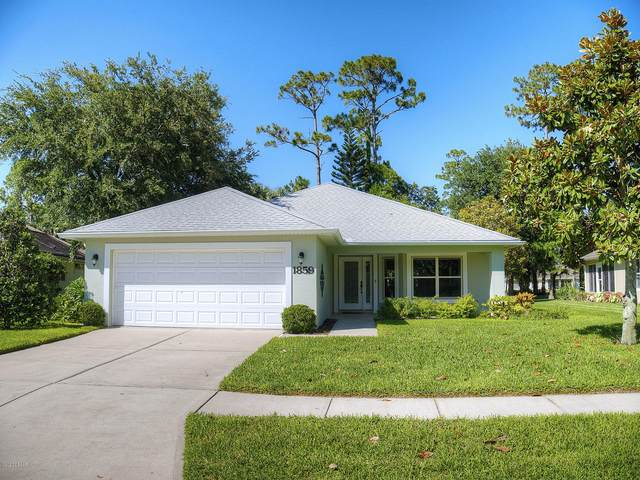 1859 Turnbull Lakes Drive, New Smyrna Beach, FL 32168 (MLS #1070760) :: Florida Life Real Estate Group
