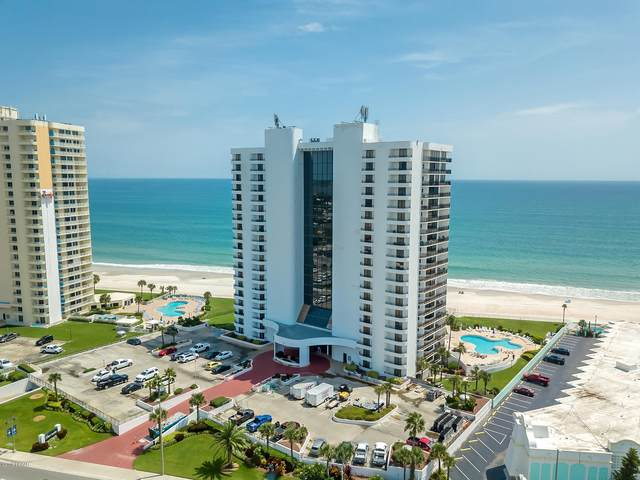 2555 S Atlantic Avenue #1606, Daytona Beach Shores, FL 32118 (MLS #1070858) :: Florida Life Real Estate Group