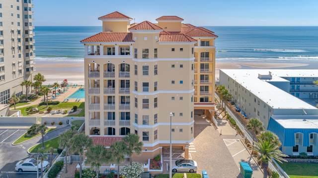 3343 S Atlantic Avenue #403, Daytona Beach Shores, FL 32118 (MLS #1070873) :: Cook Group Luxury Real Estate