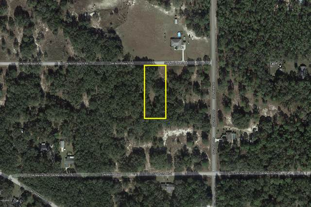 0 Sw North Beach Street, Dunnellon, FL 34431 (MLS #1070883) :: Florida Life Real Estate Group