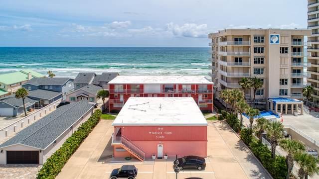 3845 S Atlantic Avenue #10, Daytona Beach Shores, FL 32118 (MLS #1070903) :: Memory Hopkins Real Estate