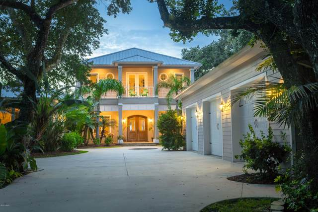 4926 Sailfish Drive, Ponce Inlet, FL 32127 (MLS #1071025) :: Cook Group Luxury Real Estate