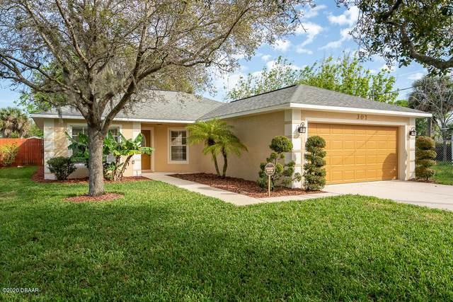307 Wellman Street, Port Orange, FL 32127 (MLS #1071078) :: Florida Life Real Estate Group
