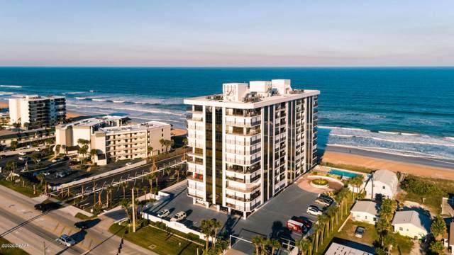 1239 Ocean Shore Boulevard 8-A-1, Ormond Beach, FL 32176 (MLS #1071090) :: Memory Hopkins Real Estate