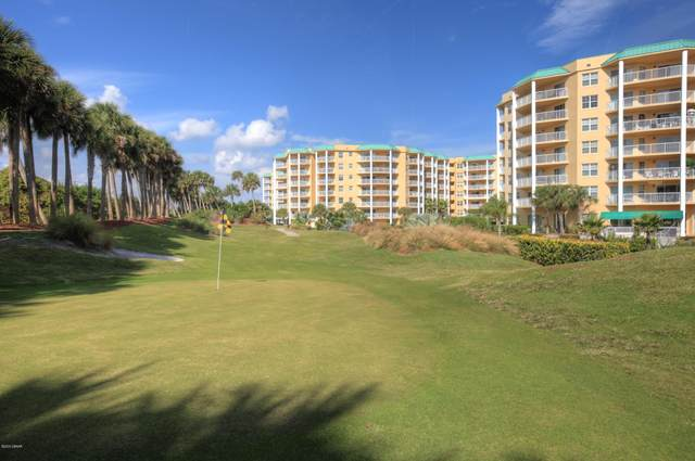 4650 Links Village Drive B703, Ponce Inlet, FL 32127 (MLS #1071126) :: Cook Group Luxury Real Estate