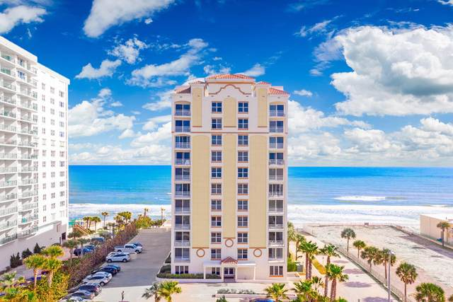 2071 S Atlantic Avenue #302, Daytona Beach Shores, FL 32118 (MLS #1071132) :: Cook Group Luxury Real Estate