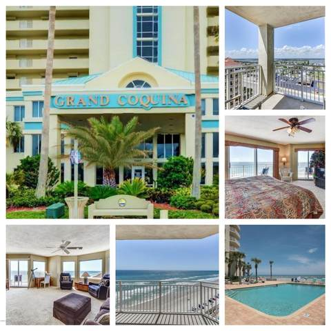 3333 S Atlantic Avenue #1006, Daytona Beach Shores, FL 32118 (MLS #1071145) :: Cook Group Luxury Real Estate