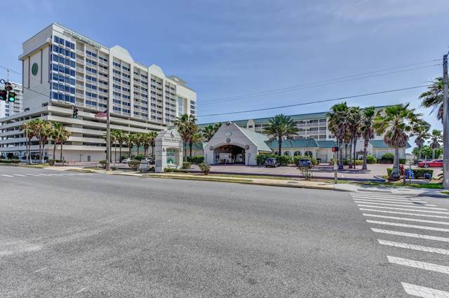2700 N Atlantic Avenue #213, Daytona Beach, FL 32118 (MLS #1071186) :: Florida Life Real Estate Group