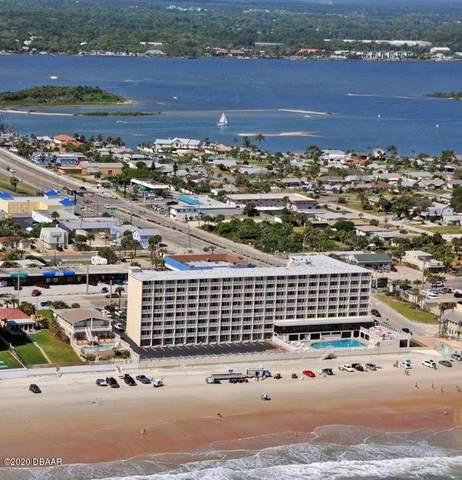 3501 S Atlantic Avenue #7030, Daytona Beach Shores, FL 32118 (MLS #1071218) :: Memory Hopkins Real Estate