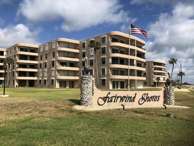 3370 Ocean Shore Boulevard #407, Ormond Beach, FL 32176 (MLS #1071285) :: Cook Group Luxury Real Estate
