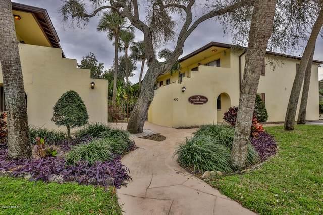 400 Oakridge Boulevard #020, Daytona Beach, FL 32118 (MLS #1071329) :: Memory Hopkins Real Estate