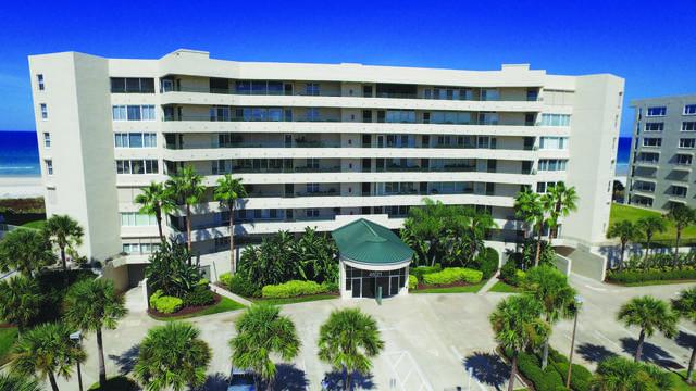 4621 S Atlantic Avenue #7307, Ponce Inlet, FL 32127 (MLS #1071337) :: Memory Hopkins Real Estate