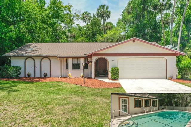 77 Black Bear Lane, Palm Coast, FL 32137 (MLS #1071346) :: Florida Life Real Estate Group
