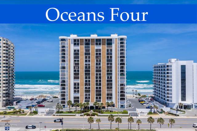3003 S Atlantic Avenue 21B4, Daytona Beach Shores, FL 32118 (MLS #1071352) :: Florida Life Real Estate Group