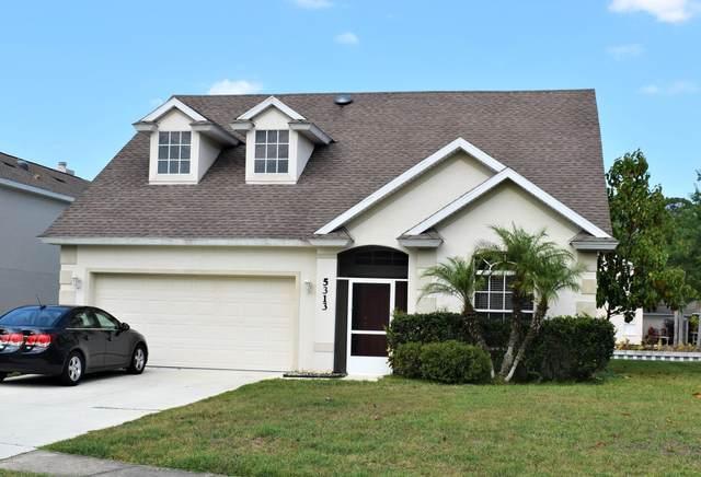 5313 Plantation Home Way, Port Orange, FL 32128 (MLS #1071373) :: Florida Life Real Estate Group