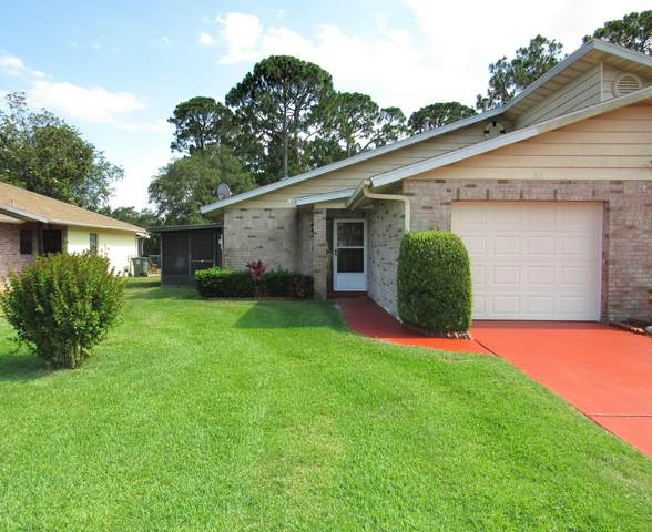134 Woodbridge Circle, Daytona Beach, FL 32119 (MLS #1071380) :: Florida Life Real Estate Group