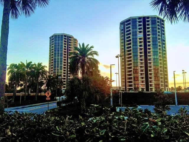 1 Oceans West Boulevard 4B3, Daytona Beach Shores, FL 32118 (MLS #1071458) :: Cook Group Luxury Real Estate