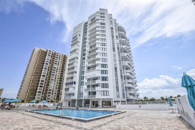 3047 S Atlantic Avenue #1403, Daytona Beach Shores, FL 32118 (MLS #1071465) :: Cook Group Luxury Real Estate